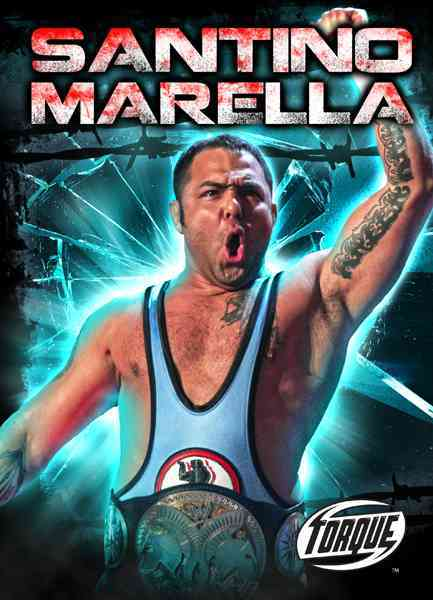 Santino Marella By Brickweg, Jason